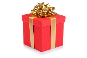 Gift Giving - December 25
